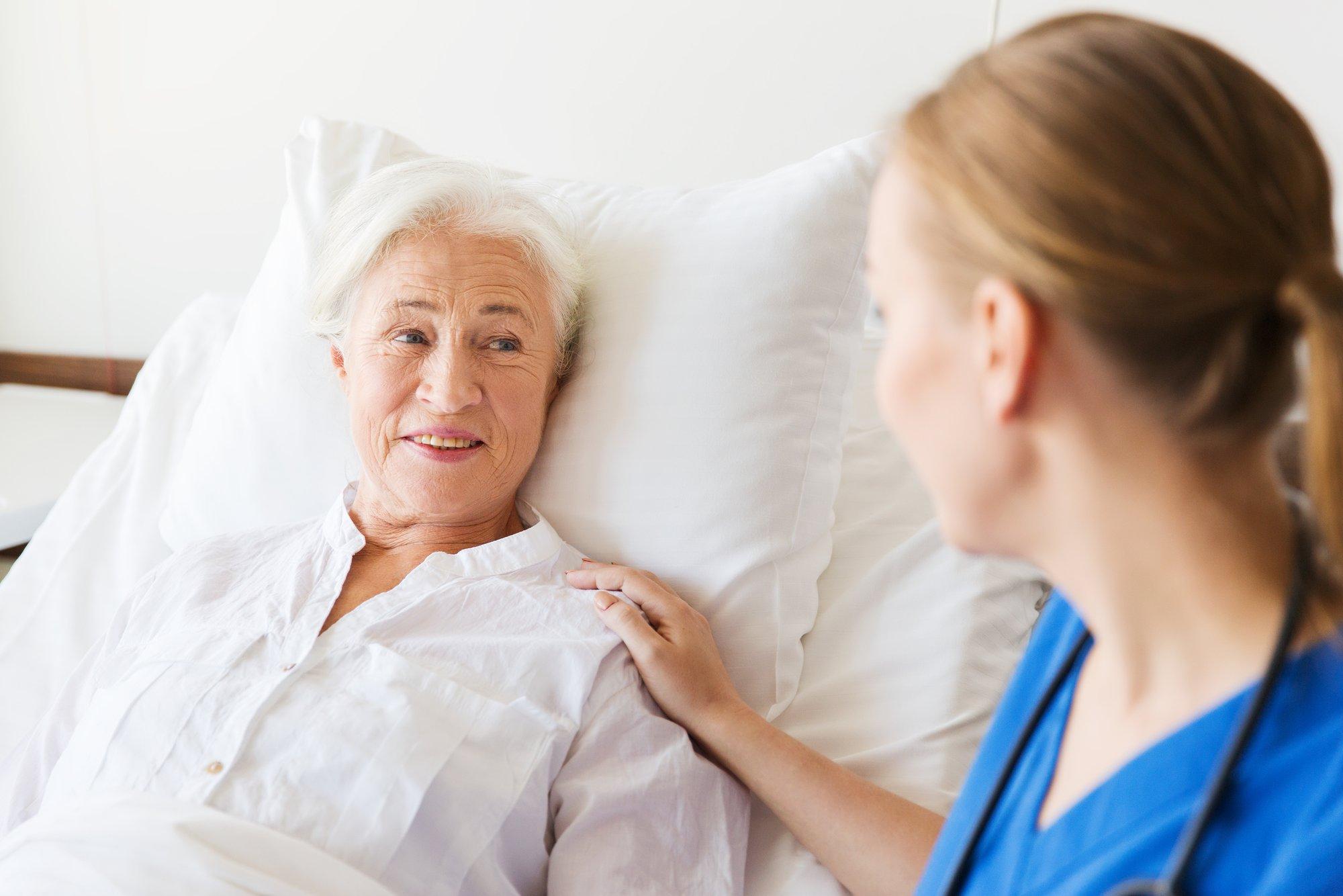 Wie kann ich bei der Pflege helfen?
